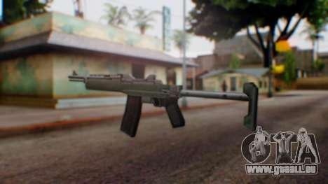 Vice City Ruger für GTA San Andreas zweiten Screenshot