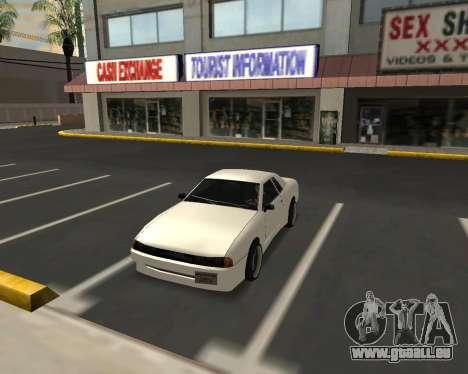 Elegy C35 pour GTA San Andreas