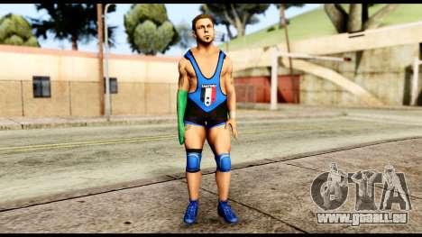WWE Santino pour GTA San Andreas deuxième écran