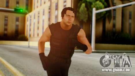 Dean Ambrose pour GTA San Andreas