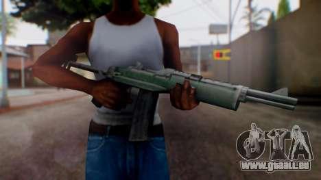 Vice City Ruger für GTA San Andreas dritten Screenshot