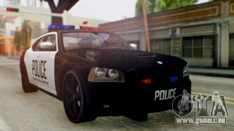 New Police LV pour GTA San Andreas