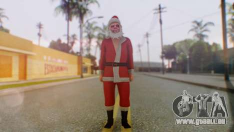 GTA Online Festive Surprise Skin 2 für GTA San Andreas zweiten Screenshot