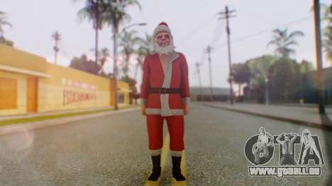 GTA Online Festive Surprise Skin 2 pour GTA San Andreas deuxième écran