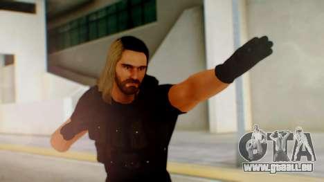 Seth Rollins pour GTA San Andreas