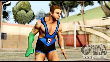WWE Santino pour GTA San Andreas