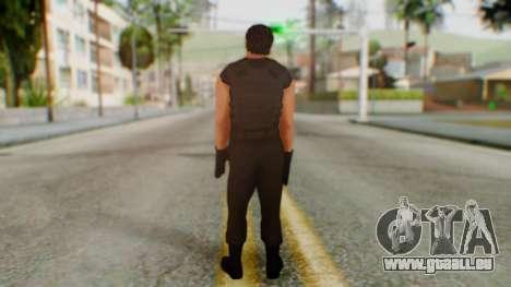 Dean Ambrose pour GTA San Andreas troisième écran