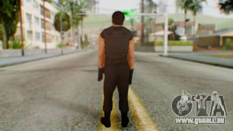 Dean Ambrose für GTA San Andreas dritten Screenshot