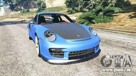 Porsche 997 GT2 RS pour GTA 5