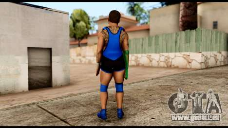 WWE Santino pour GTA San Andreas troisième écran