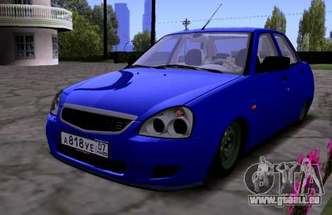 VAZ 2170 KBR pour GTA San Andreas