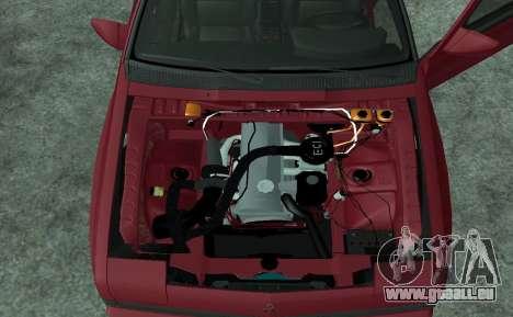 Mitsubishi Starion ECI-R für GTA San Andreas rechten Ansicht