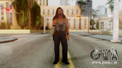 WWE Diesel 2 pour GTA San Andreas deuxième écran