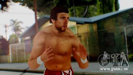 Daniel Brian pour GTA San Andreas