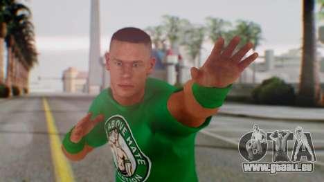 John Cena pour GTA San Andreas