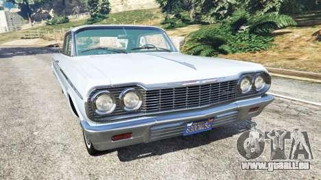 Chevrolet Impala SS 1964 v2.0 für GTA 5