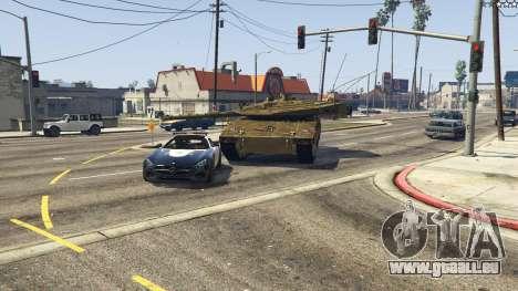 GTA 5 Merkava IV volant