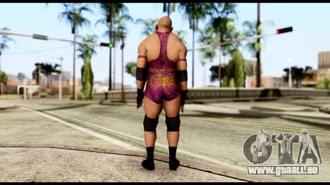 WWE Ryback für GTA San Andreas dritten Screenshot