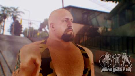 WWE Big Show pour GTA San Andreas
