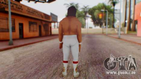 Ricky Steam 1 für GTA San Andreas dritten Screenshot