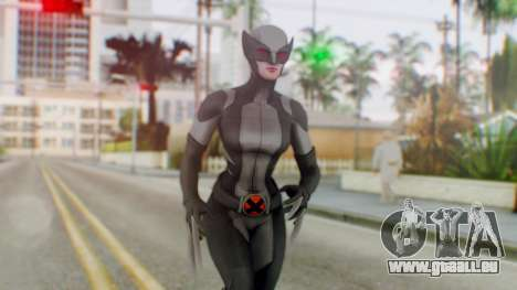 Marvel Heroes X-23 (All new Wolverine) v2 pour GTA San Andreas