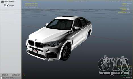 GTA 5 BMW X6M F16 Final Rad