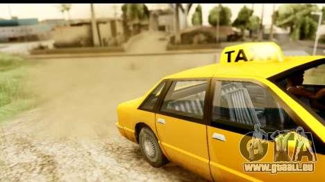 New Effects (IMFX, Shaders) pour GTA San Andreas septième écran