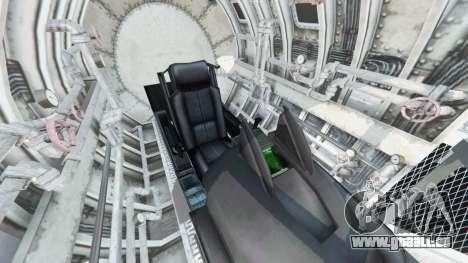 GTA 5 TIE Interceptor sechster Screenshot