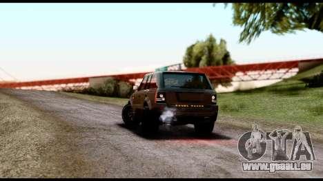 New HD Roads für GTA San Andreas zweiten Screenshot