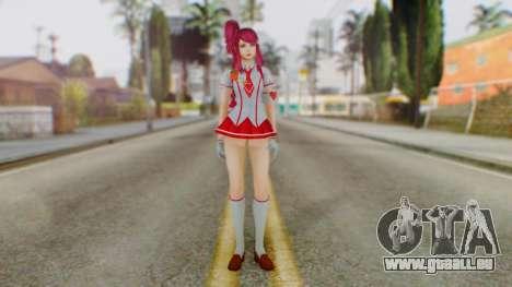 Katagiri Kyoka pour GTA San Andreas deuxième écran