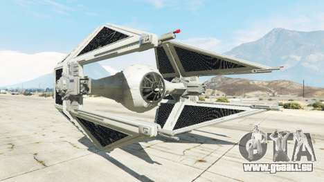 GTA 5 TIE Interceptor