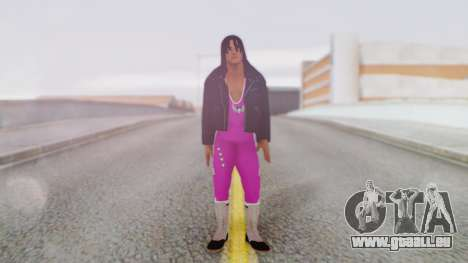Bret Hart 2 pour GTA San Andreas deuxième écran