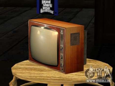 TV-Birke-212 für GTA San Andreas