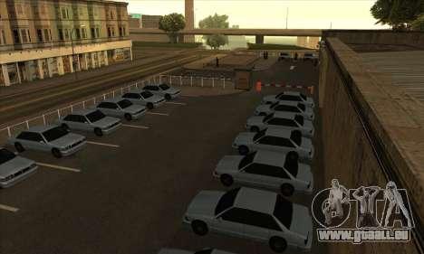 Renouvellement des auto-écoles dans le quartier pour GTA San Andreas