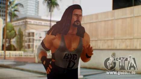 WWE Diesel 2 für GTA San Andreas