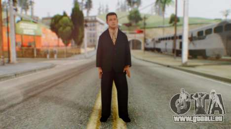 WWE Michael Cole für GTA San Andreas zweiten Screenshot