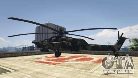 GTA 5 Mi-28 Night hunter zweite Screenshot