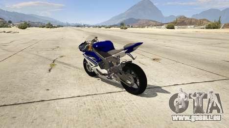Yamaha YZF-R6 2014 für GTA 5