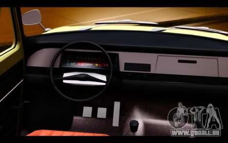Skoda 100 pour GTA San Andreas vue de droite