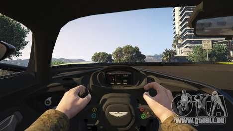 Aston Martin Vulcan v1.0 pour GTA 5