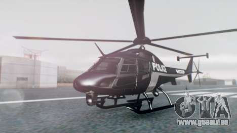 New Police Maverick pour GTA San Andreas