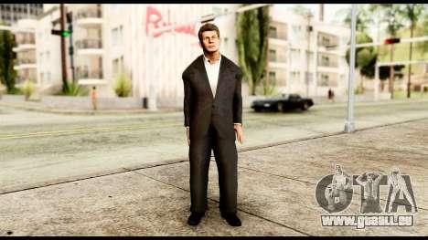 WWE Vince pour GTA San Andreas deuxième écran