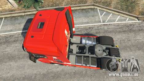 Mercedes-Benz Actros Euro 6 [Coca-Cola] für GTA 5