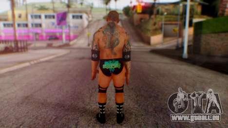 WWE Batista pour GTA San Andreas troisième écran