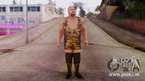 WWE Big Show für GTA San Andreas zweiten Screenshot