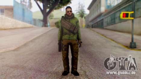 Counter Strike Online 2 Leet pour GTA San Andreas deuxième écran