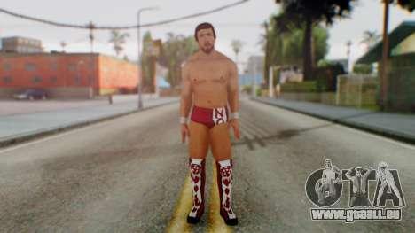 Daniel Brian pour GTA San Andreas deuxième écran