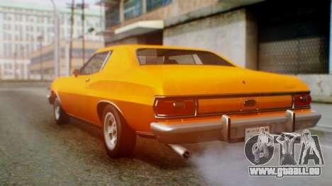 Ford Gran Torino 1974 für GTA San Andreas rechten Ansicht