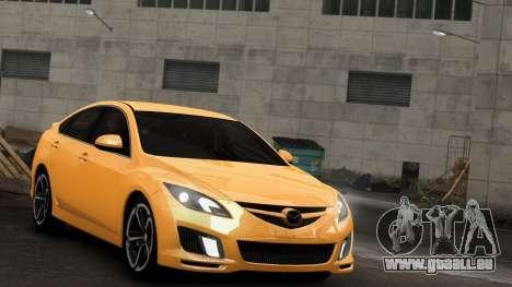 Mazda 6 Sport pour GTA 4