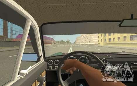 VAZ 2103 Sport tuning pour GTA San Andreas vue arrière